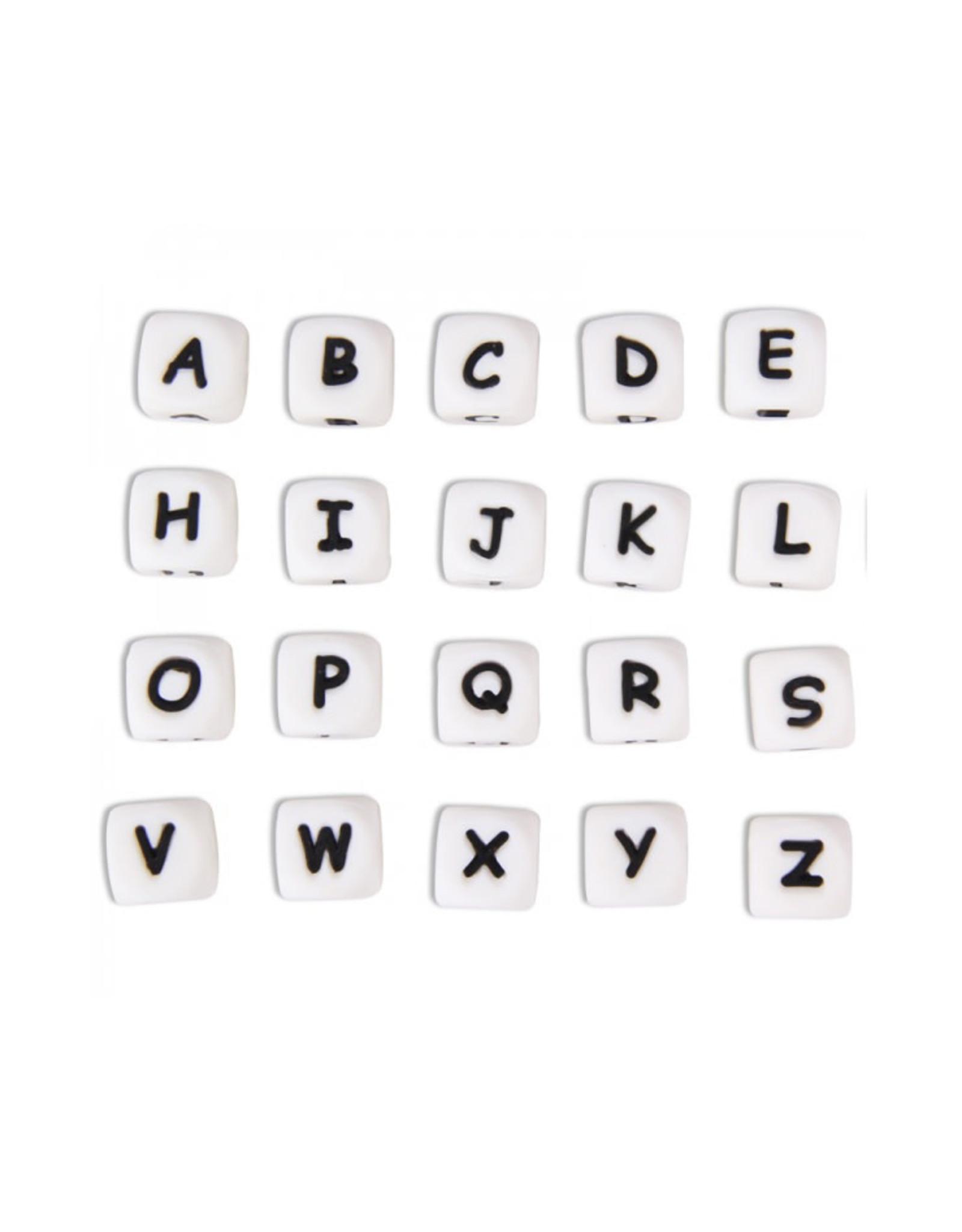 Extra letterkraal siliconen