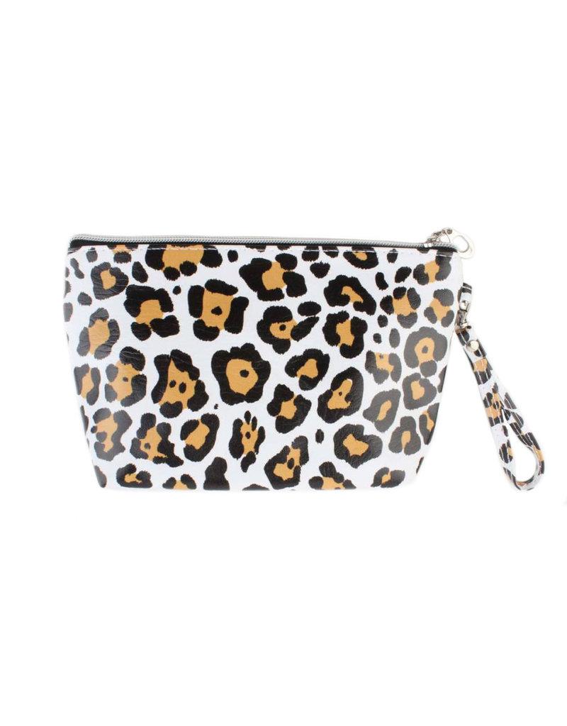Toiletzakje leopard