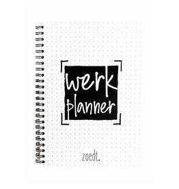 Werkplanner bulletjournal