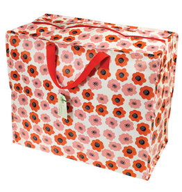 XL zak poppy rood