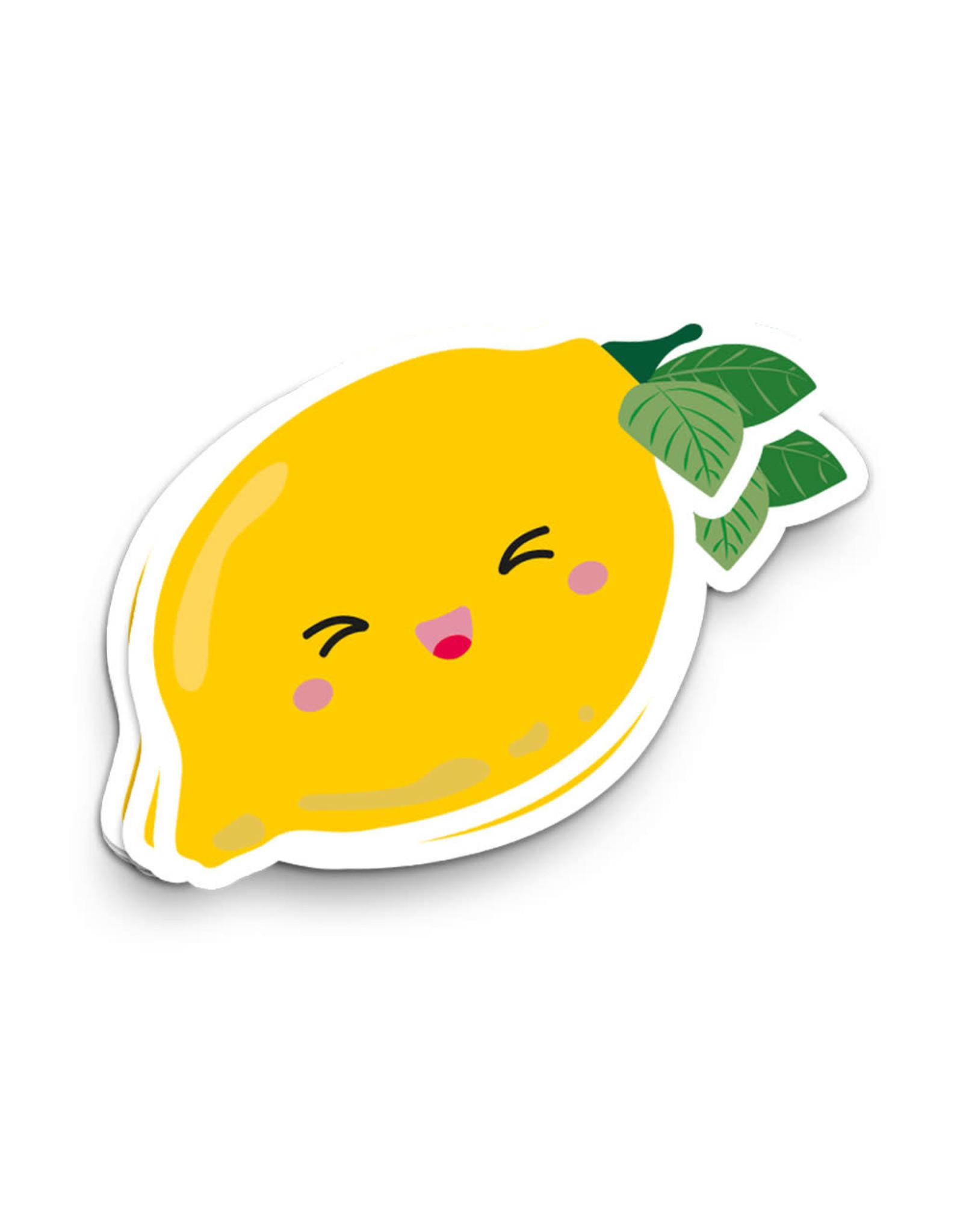 Sticker vinyl citroen