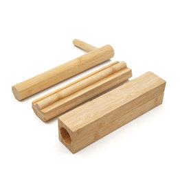 Sushi set bamboe
