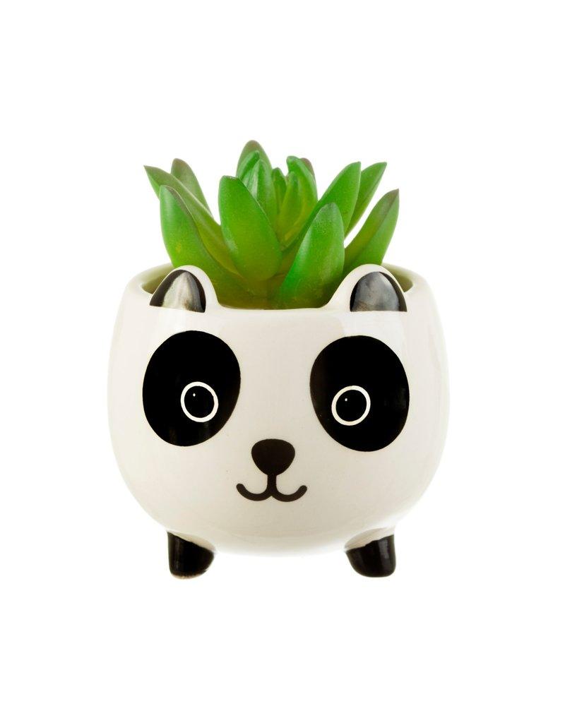 Bloempotje panda