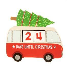 Aftelkalender VW busje