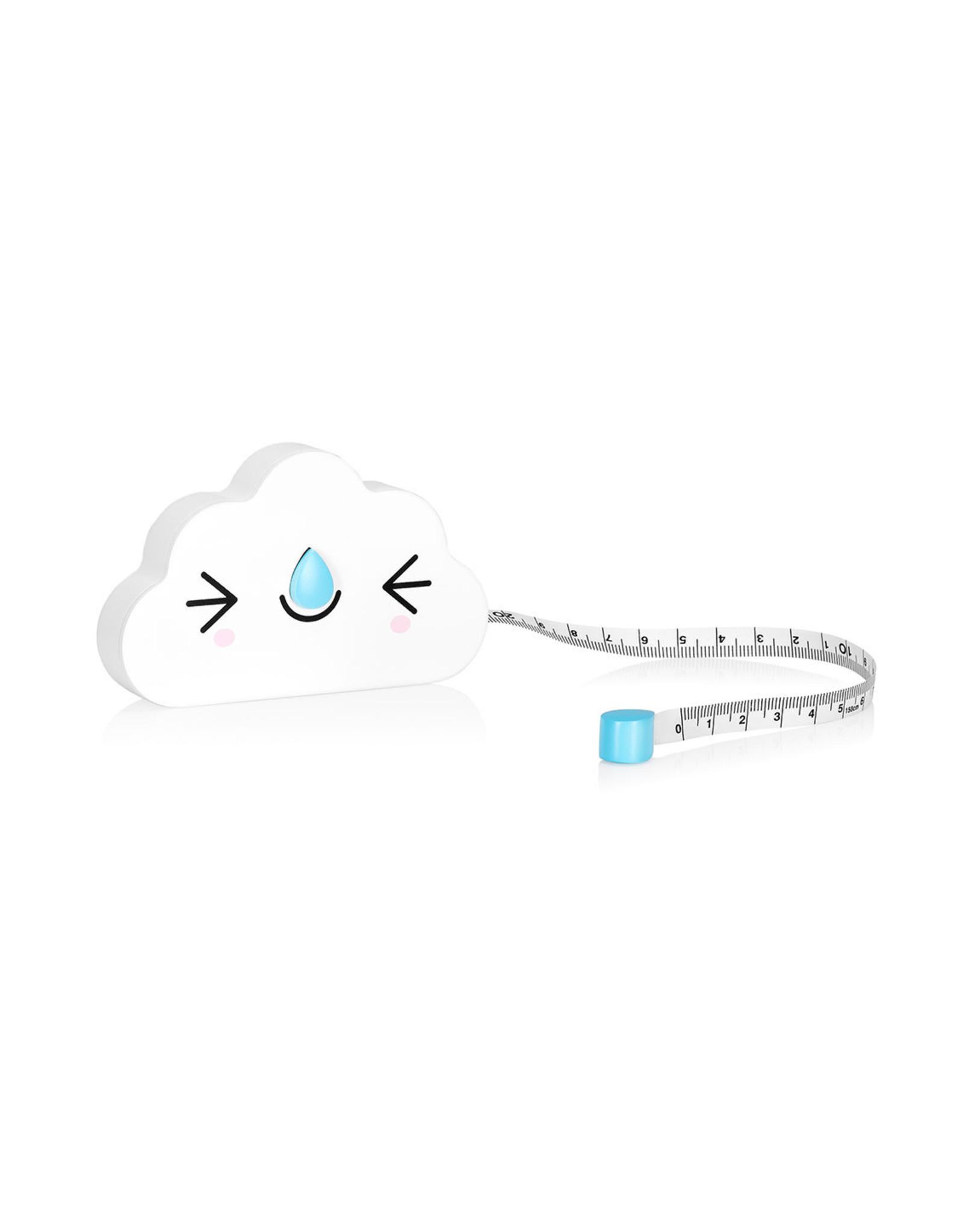 Lintmeter wolk
