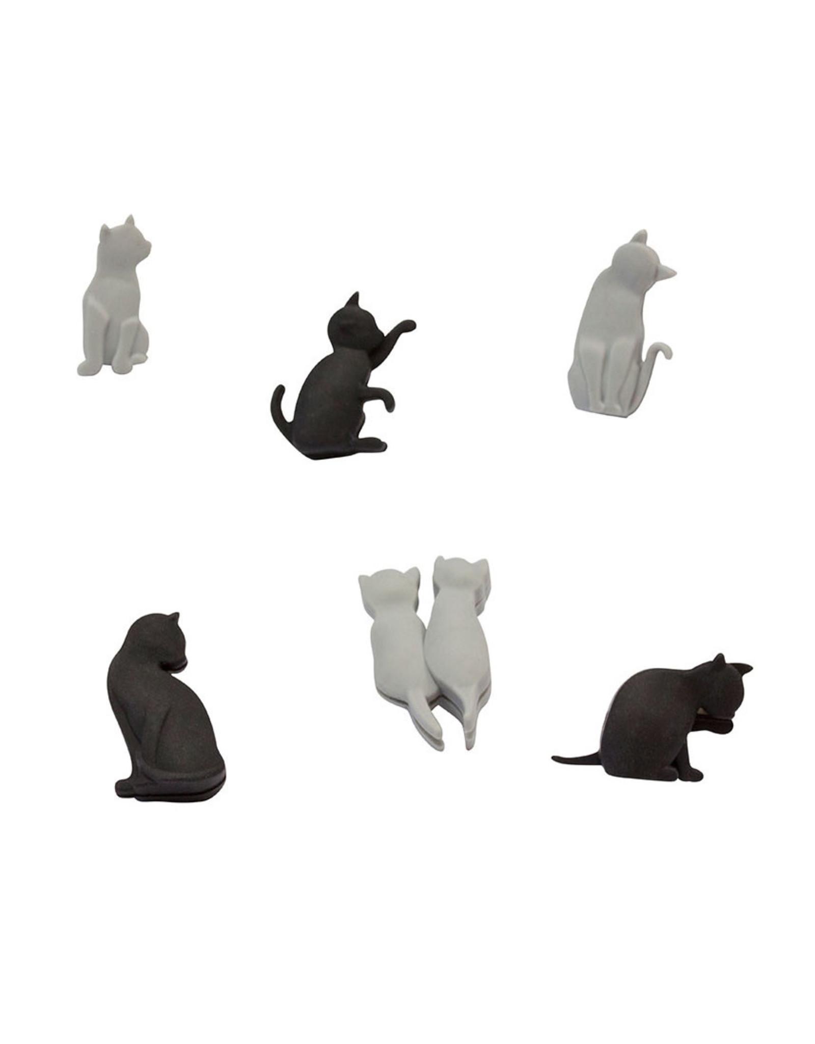 Glasmarkeerders kat