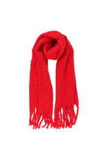 Sjaal rood frennen