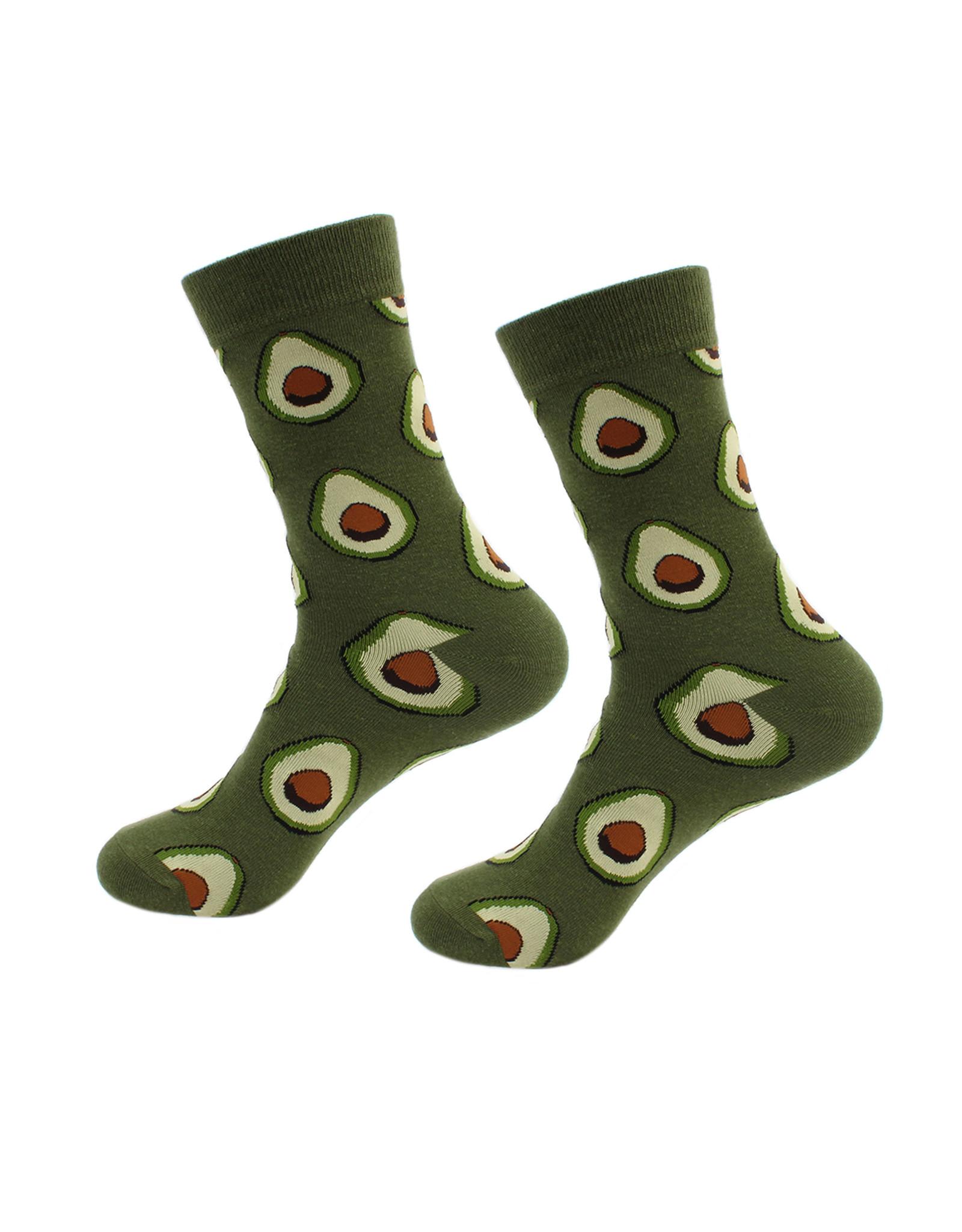 Sokken avocado