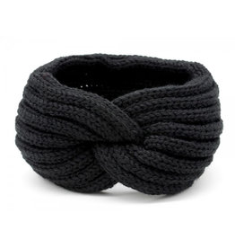 Haarband zwart