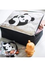 Koffertje panda