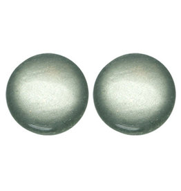 oorbEllen stekers 20mm bol muntgroen glans