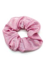 Scrunchie zeemeermin roze
