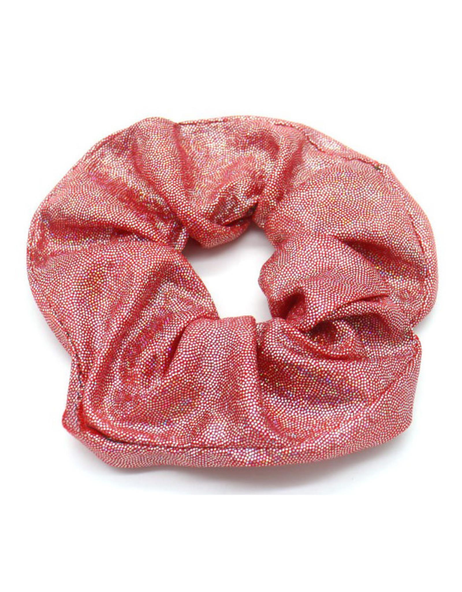 Scrunchie zeemeermin rood