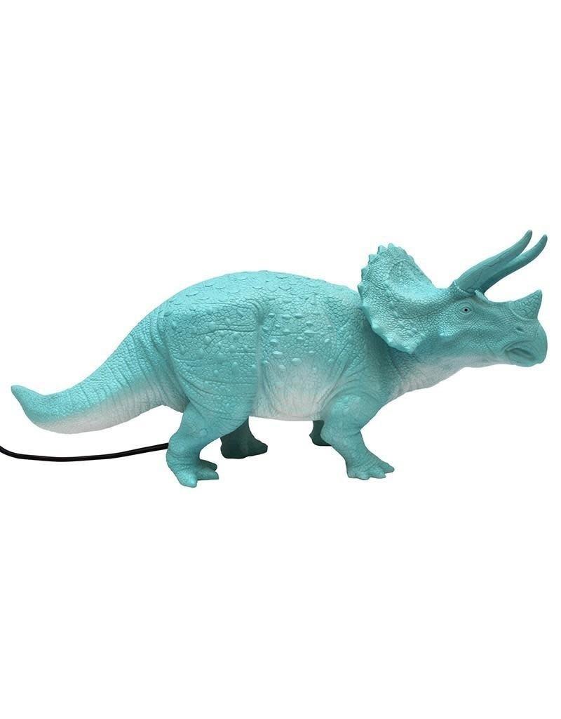Lamp dino groot triceratops