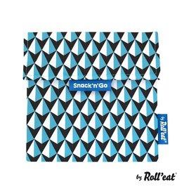 Roll'eat: Snack'n'Go grafisch blauw