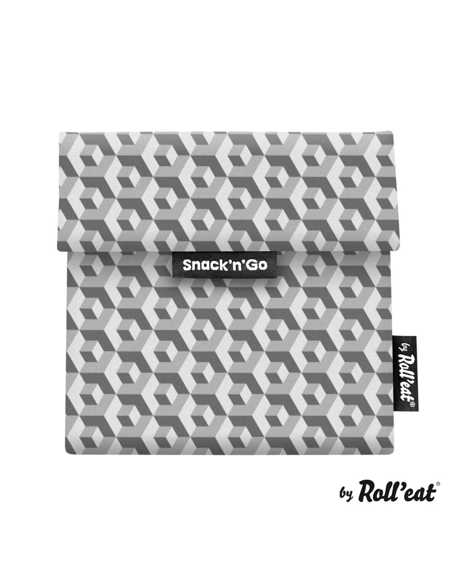 Roll'eat: Snack'n'Go grafisch grijs
