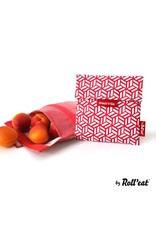 Roll'eat: Snack'n'Go grafisch rood