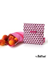Roll'eat: Snack'n'Go grafisch roze