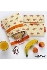 Roll'eat: Snack'n'Go dino