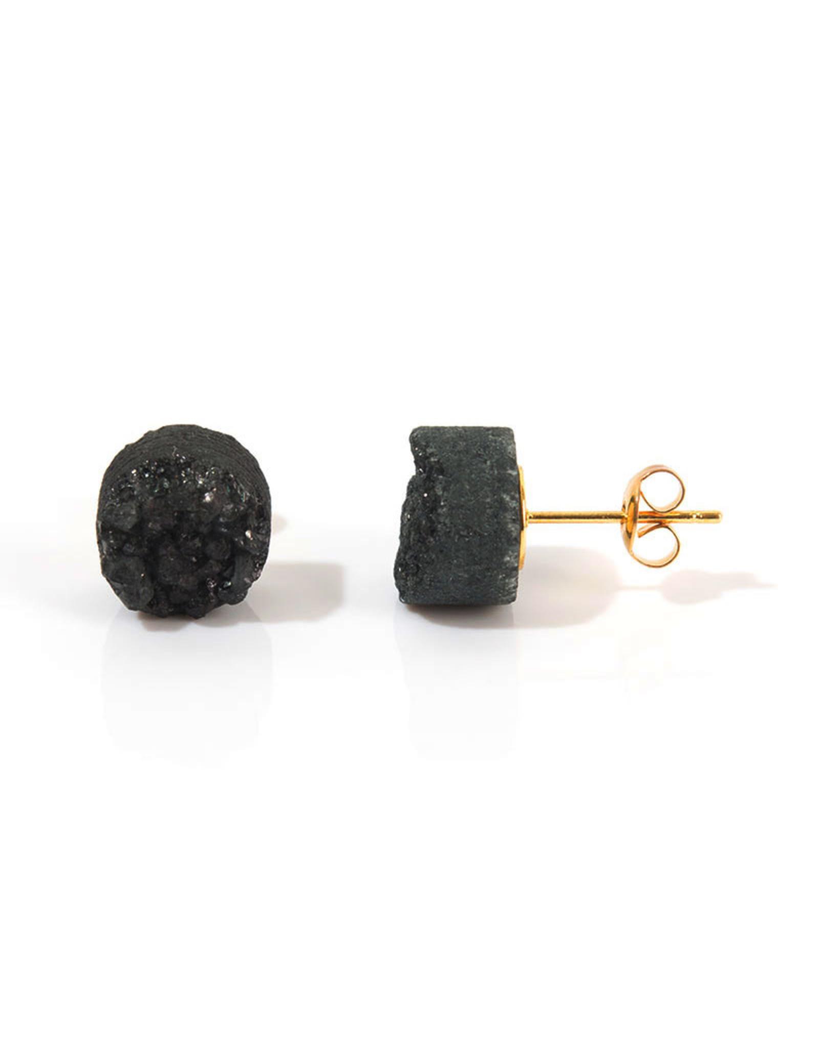 Stekers natuursteen zwart