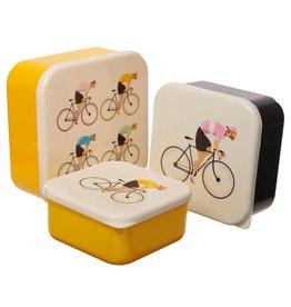 Lunchdoosjes fiets