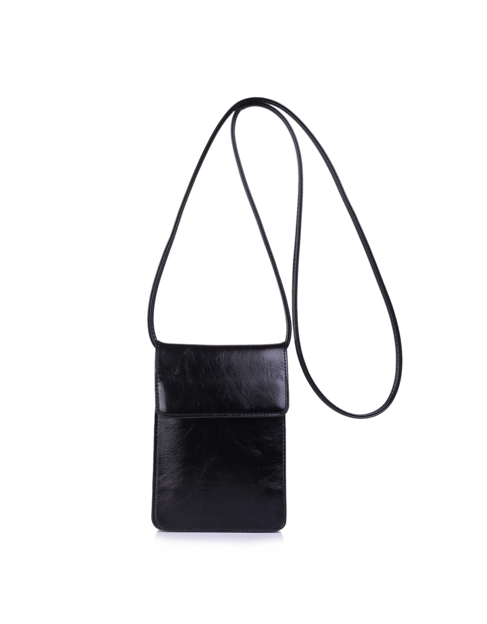 Handtas mini zwart