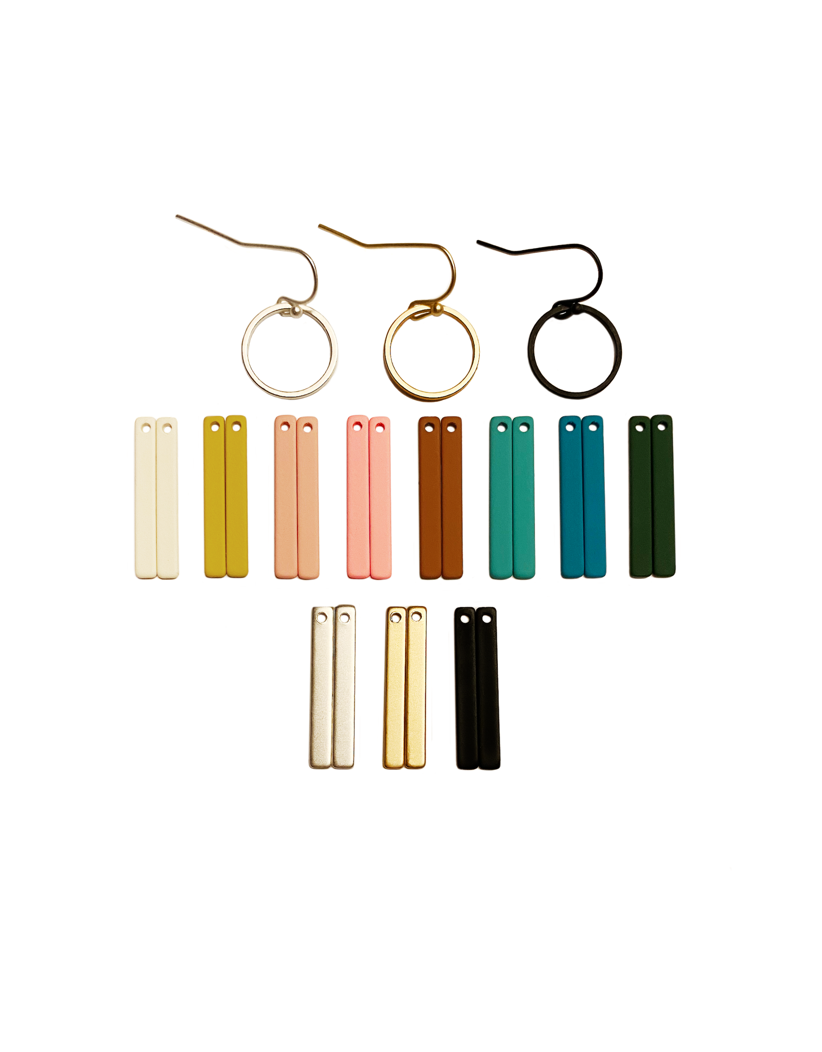 Mix&match hangertje cirkel & staafje