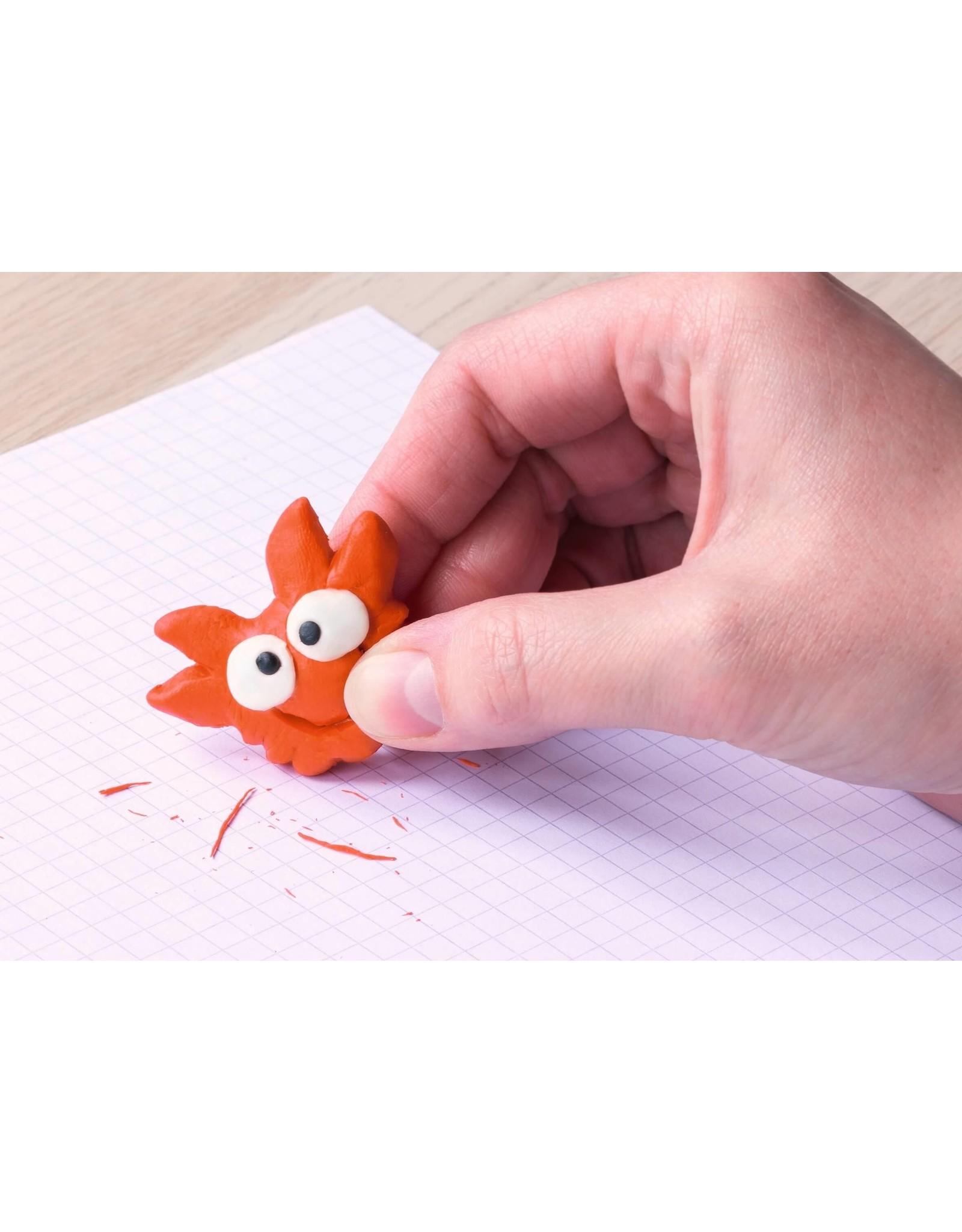 DIY gommen maken dieren