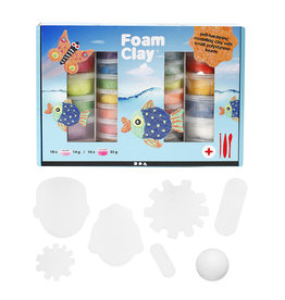 Foam Clay® set virus XL