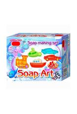DIY zeep maken transport