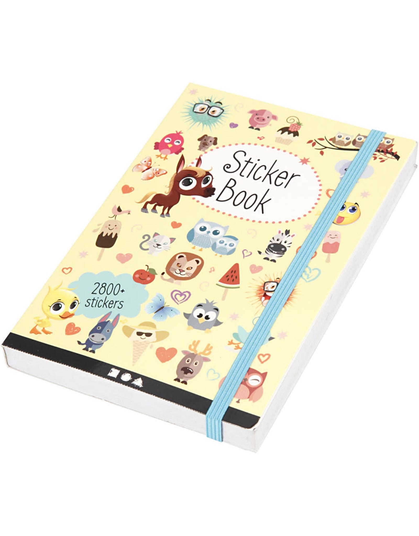 Stickerboek