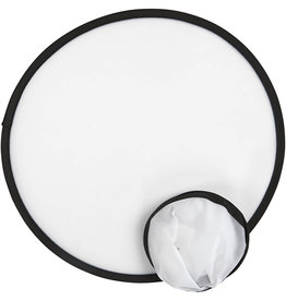 Frisbee blanco