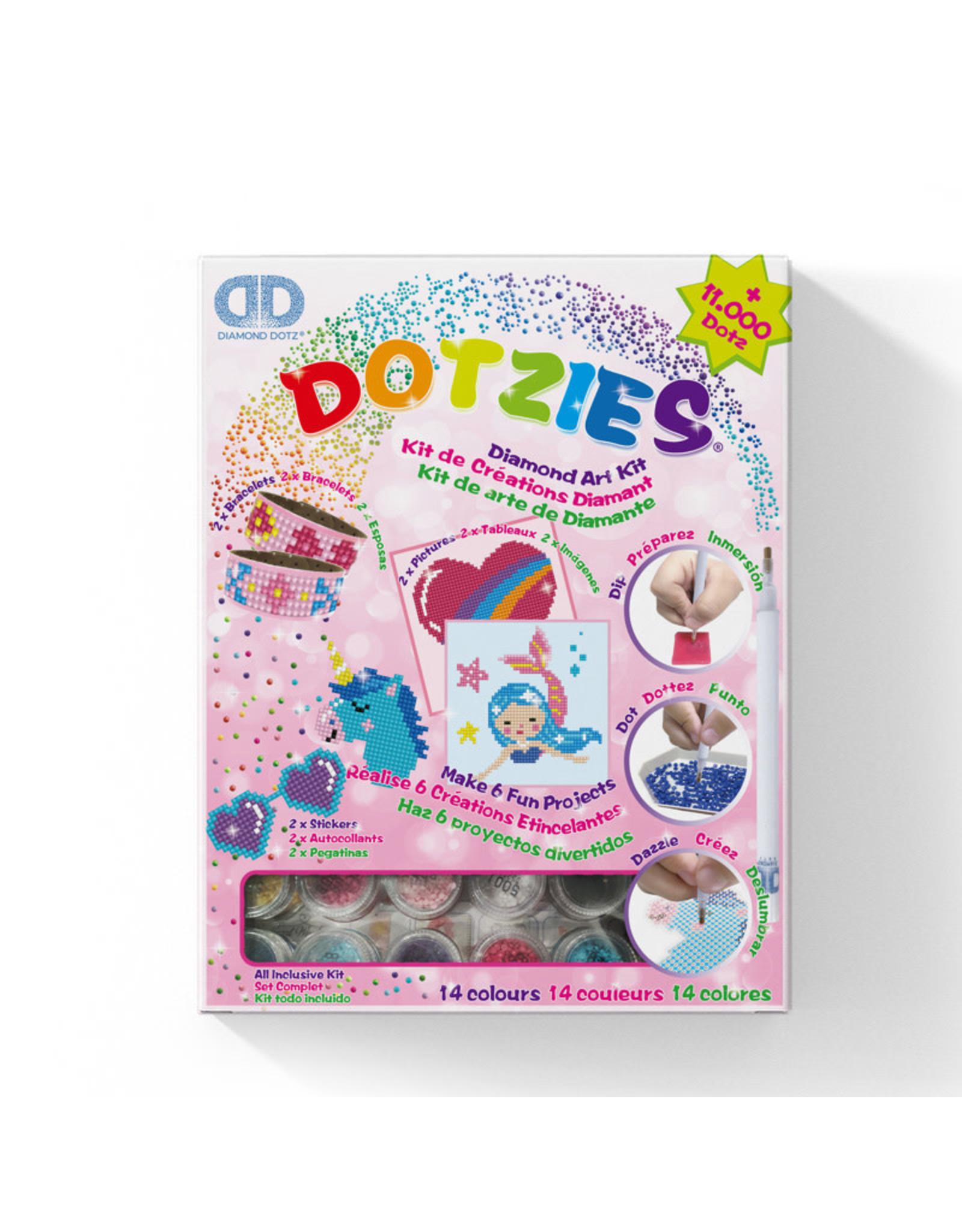 Diamond Dotz set PINK