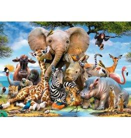 Diamond Painting safari 40x50cm