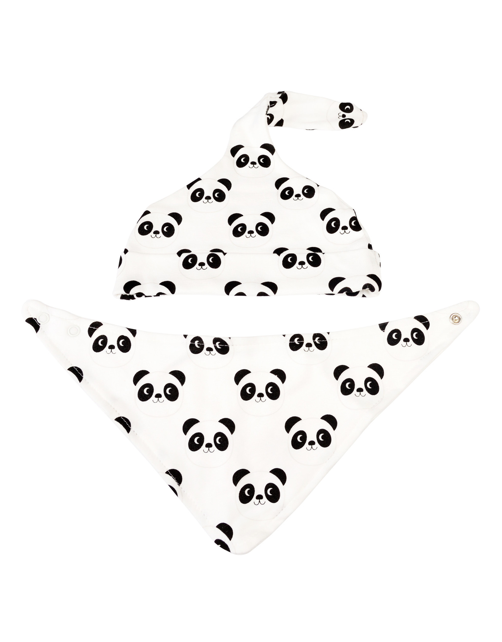 Setje muts & slab panda