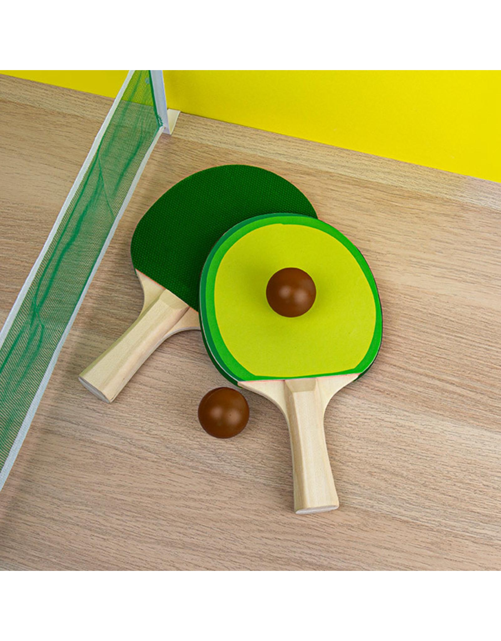 Avocado ping pong