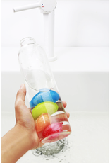 Herbruikbare sponsjes fles
