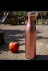 Dubbelwandige fles RVS 750ml
