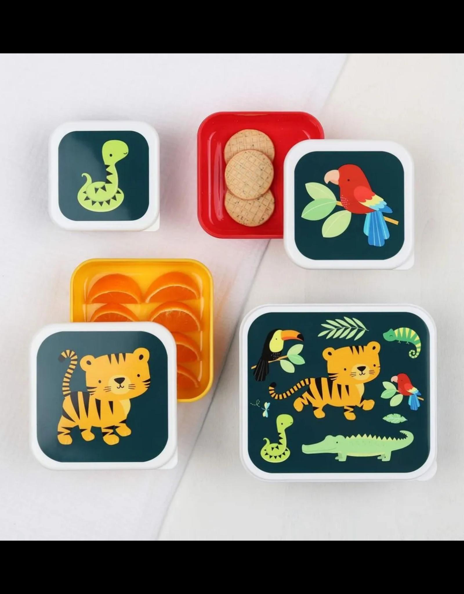 Brood- & koekendoosjes tijger