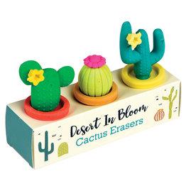 Gommetjes cactus 3st