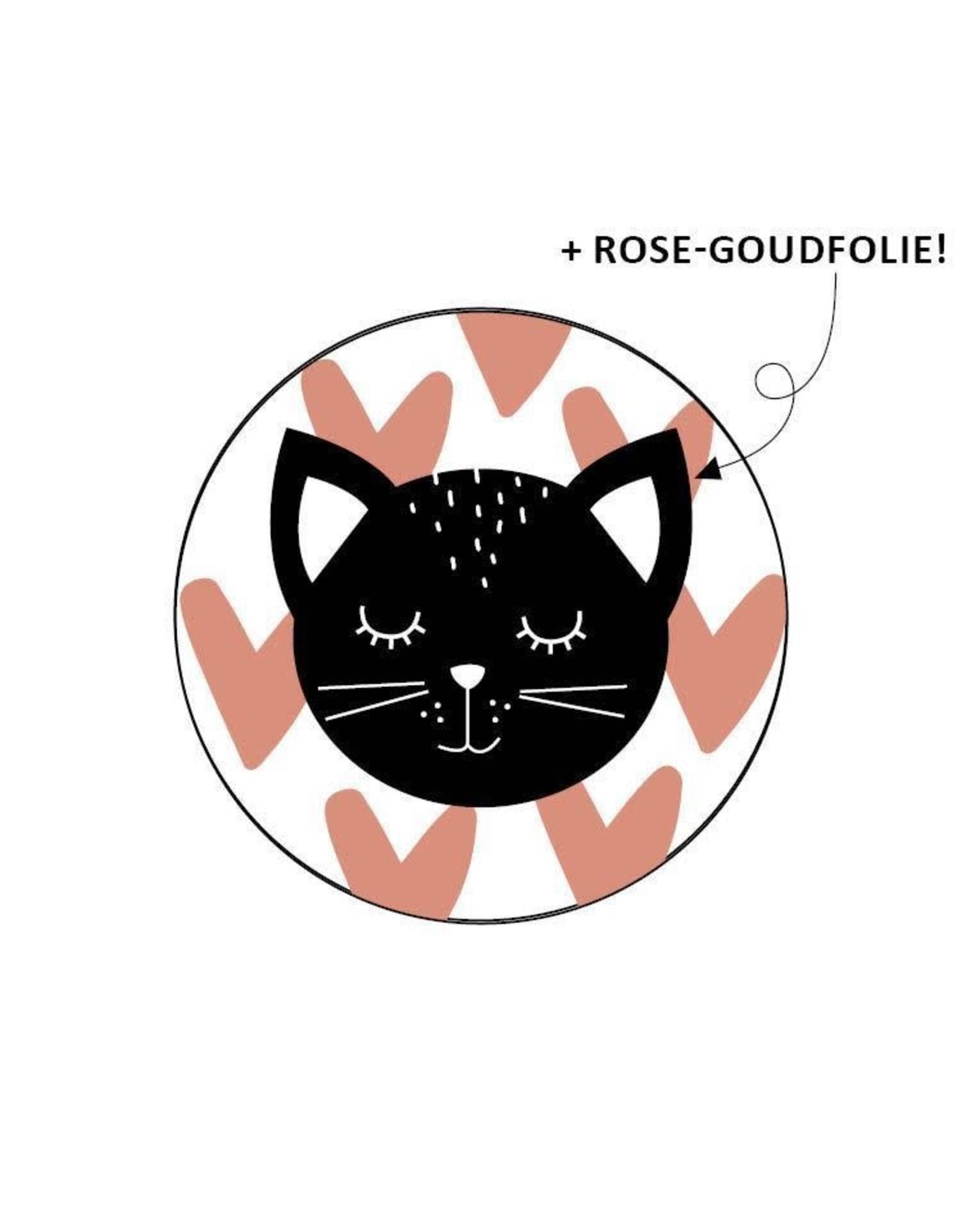 Stickers 5st. Kat