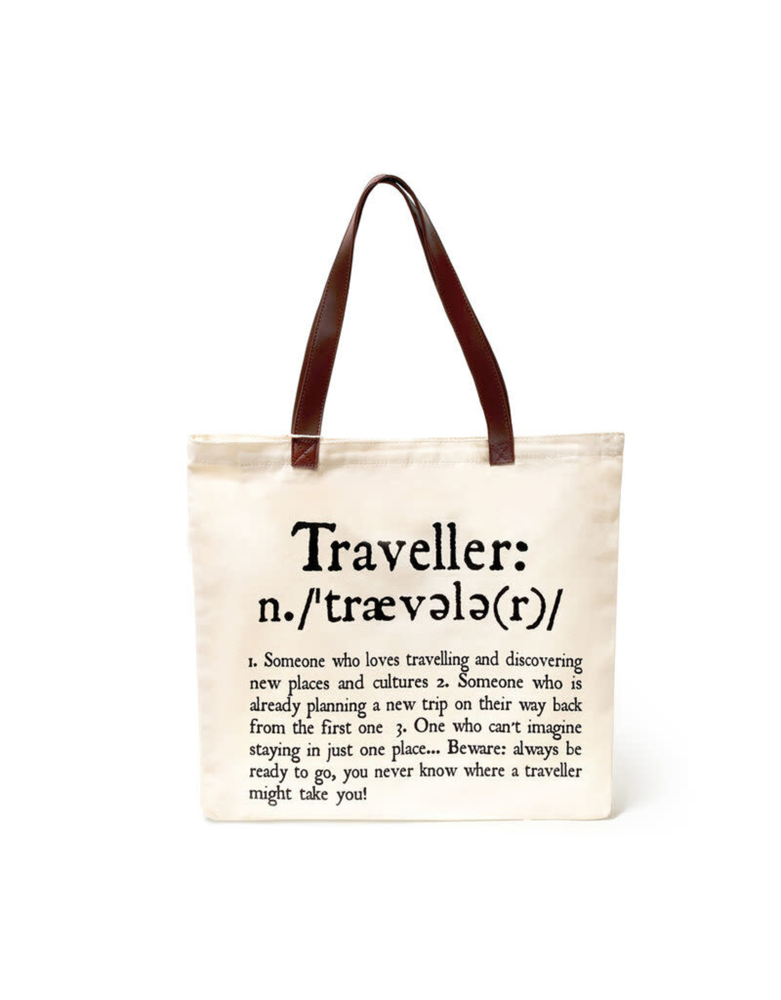 Shopper canvas Traveller
