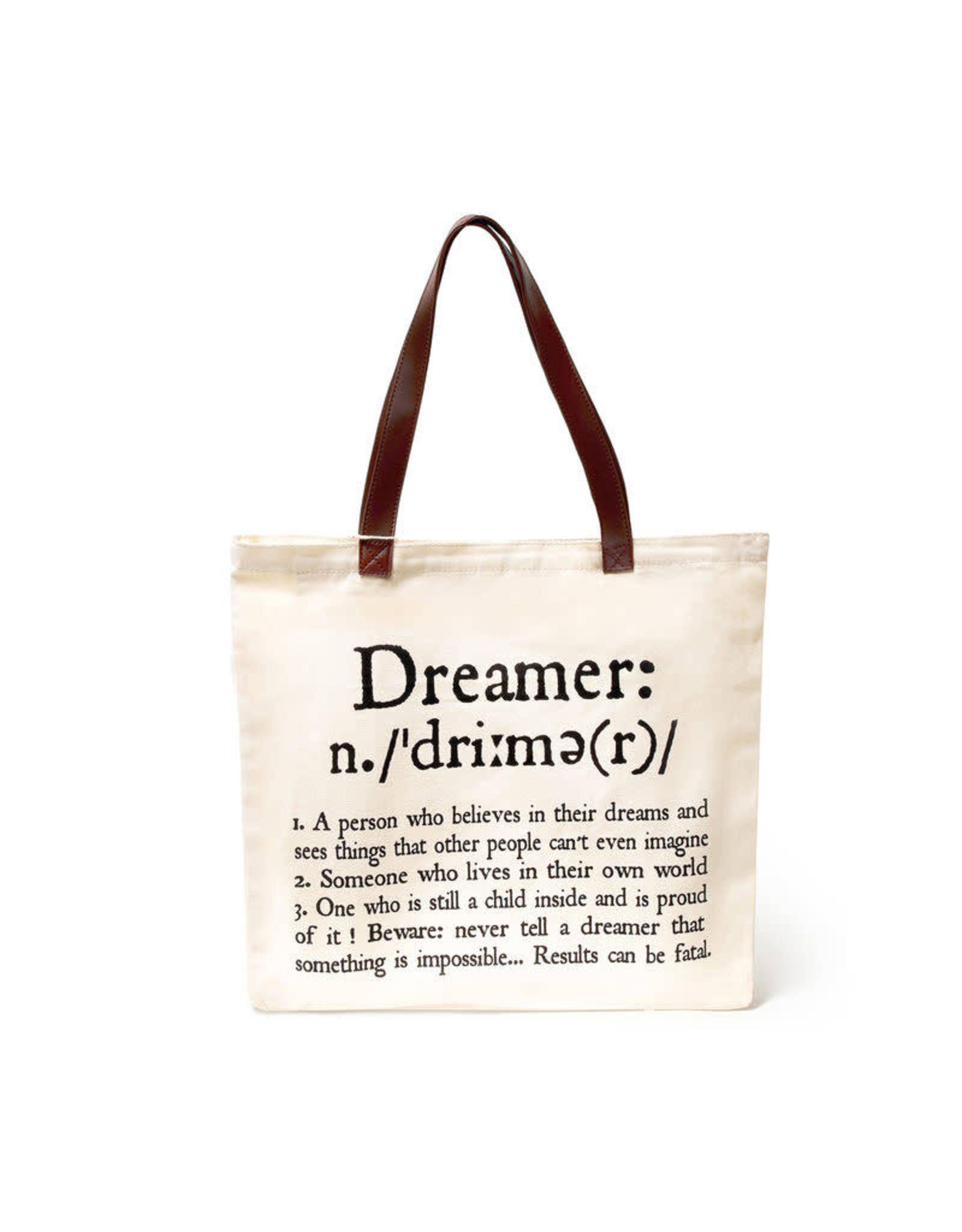 Shopper canvas Dreamer