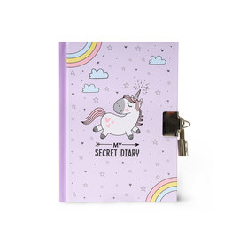 Dagboek eenhoorn