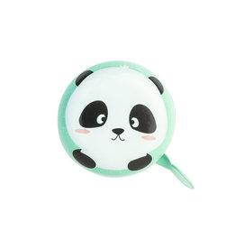 Fietsbel panda
