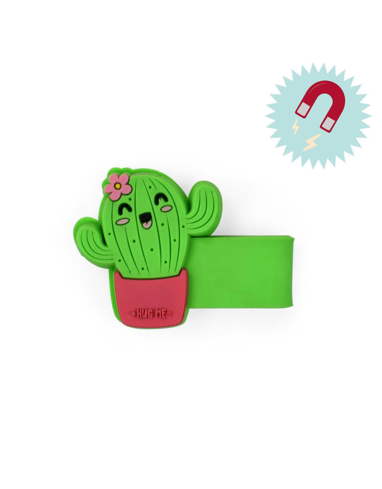 Magnetische clip cactus