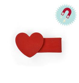 Magnetische clip hart