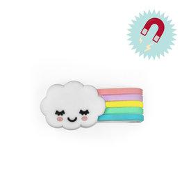 Magnetische clip regenboog