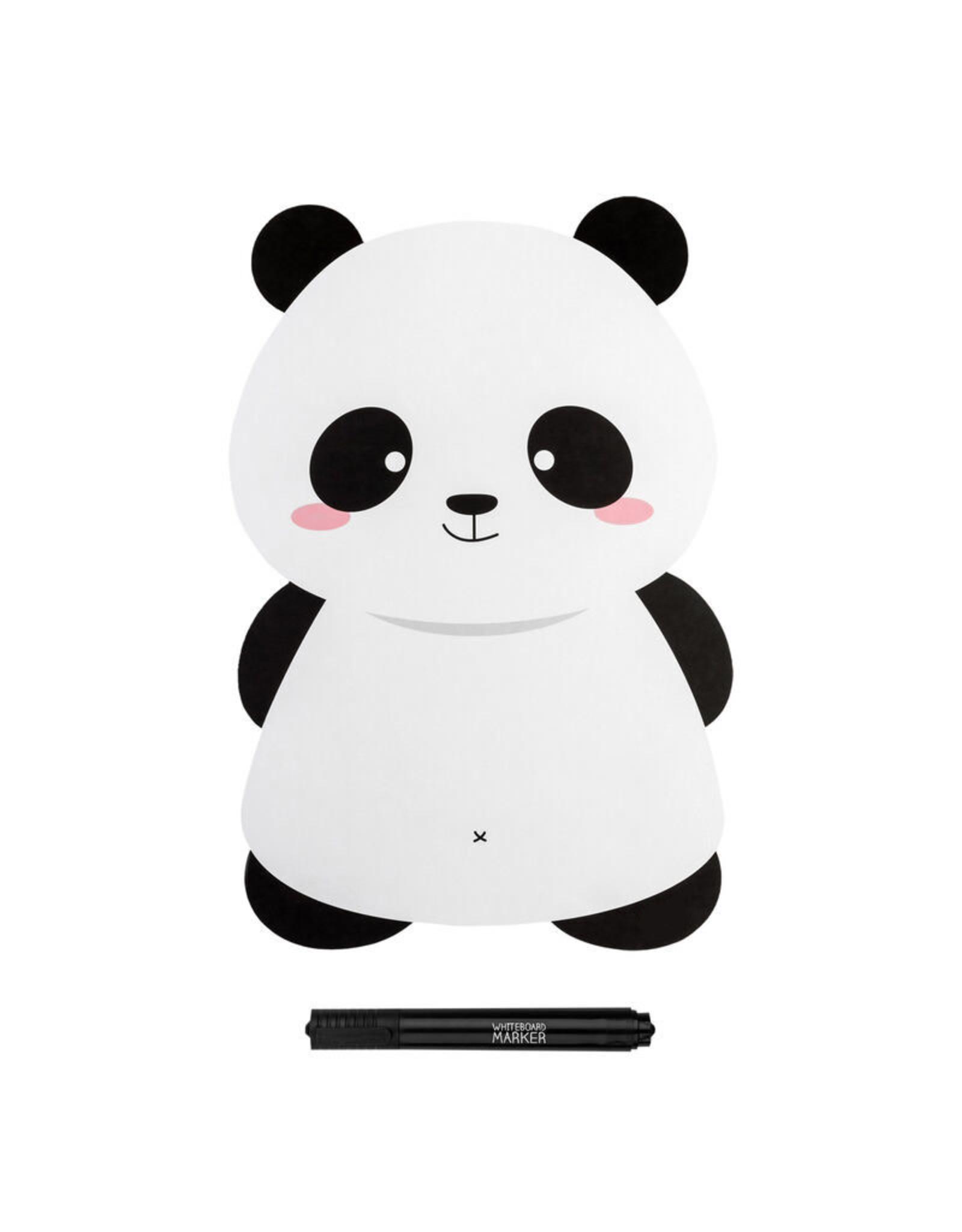 Magnetisch memobord panda