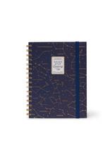 Notaboek spiraal A5 sterrenbeelden